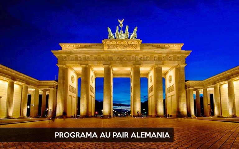 Programa Au Pair Alemania