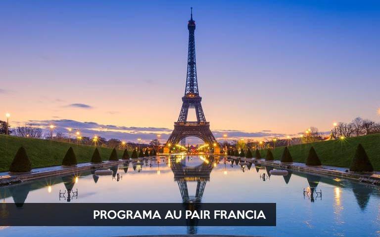 Programa Au Pair Francia